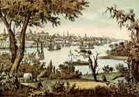 St. Louis, Missouri c.1830